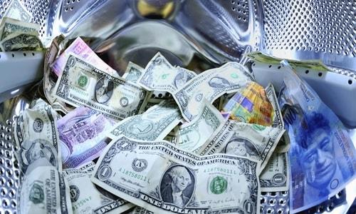 ویژگی های جرم پولشویی