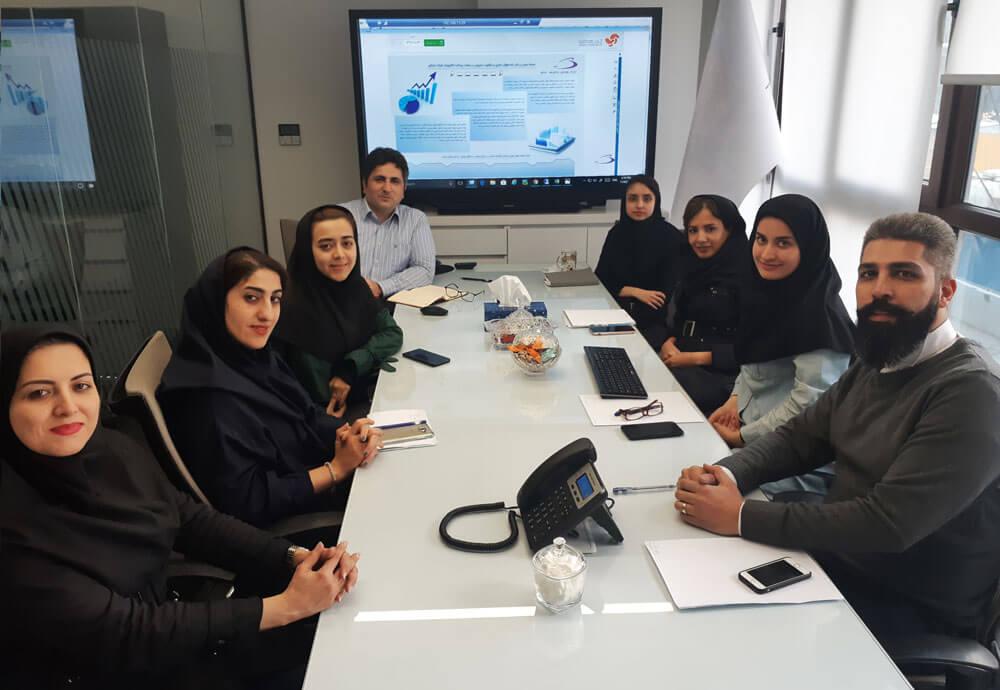 کارشناسان ارشد شرکت هوش تجاری اساطیر BI