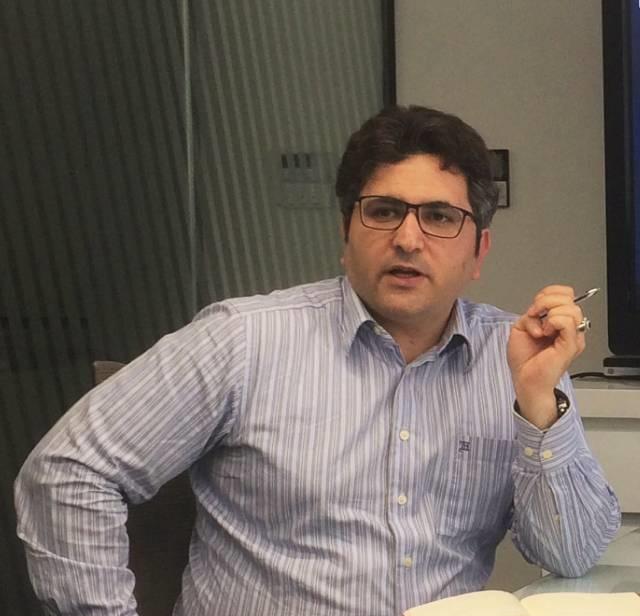 مهندس قبادی هوش تجاری